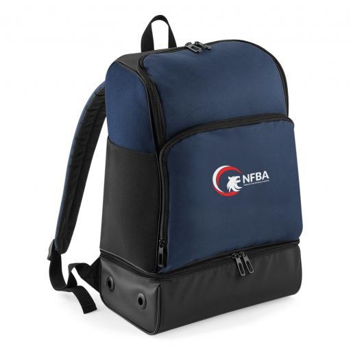 NFBA Hardbase Sports Backpack