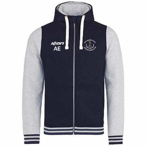 Bury GSOB AFC Urban Varsity Zip Hoodie