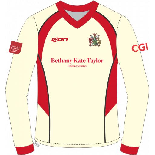 University of South Wales Cricket Sweater - Long Sleeve