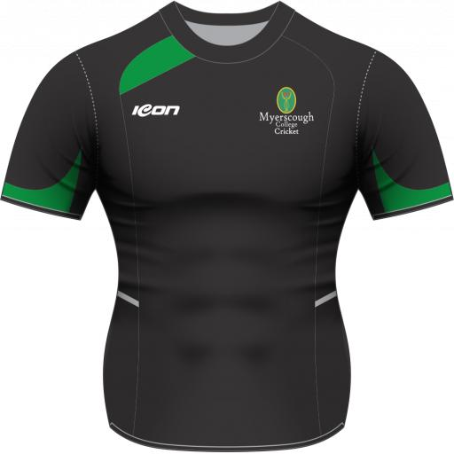 Myerscough Cricket (Preston) T-Shirt - Ladies