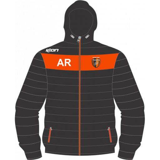 Royton Town Tigers FC Puffer Jacket