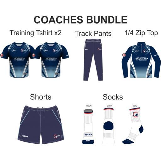 NFBA Coaches Bundle