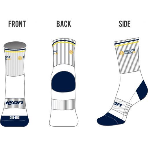 Sportingmindsuk Crew Socks (2 pack)