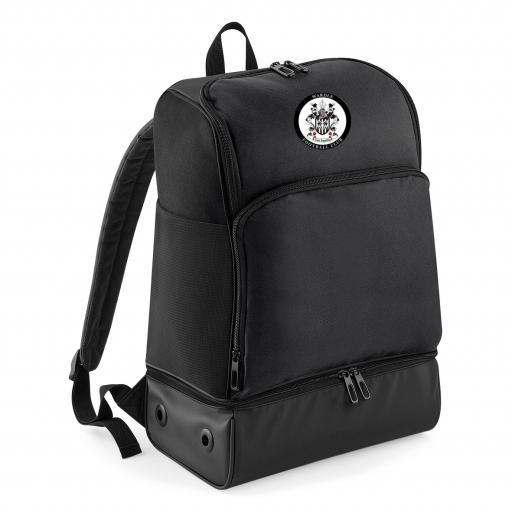 Wardle FC Hardbase Sports Backpack