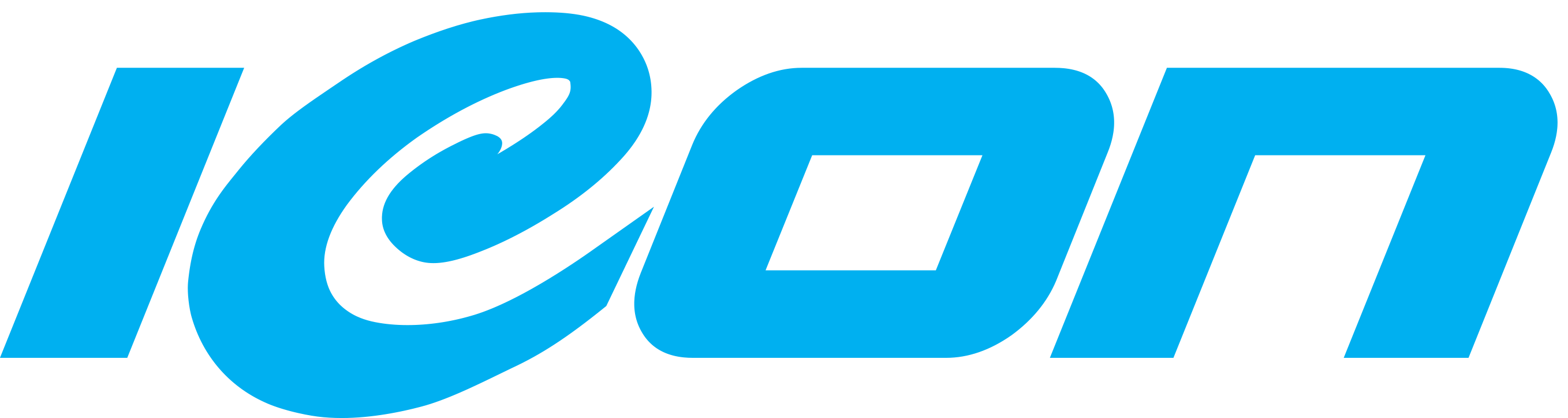 New Icon text logo - Cyan (no background).png