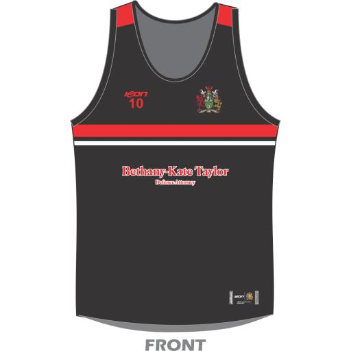 University of South Wales Cricket Training Vest