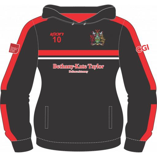 University of South Wales Cricket LADIES Hoodie