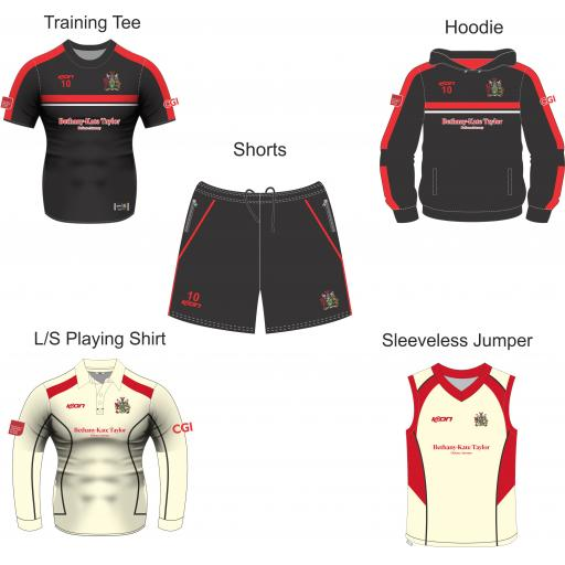 University of South Wales Cricket LADIES Bundle