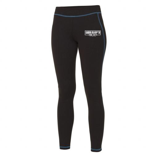 Saddleworth Drama Centre Girlie Athletic Pants - Adult