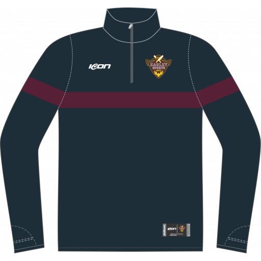 Eagley CC Training Jacket - 1/4 Zip - Sublimation