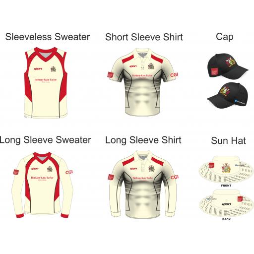 University of South Wales Cricket Playing Bundle