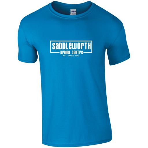Saddleworth Drama Centre Soft Style T-Shirt - Children's