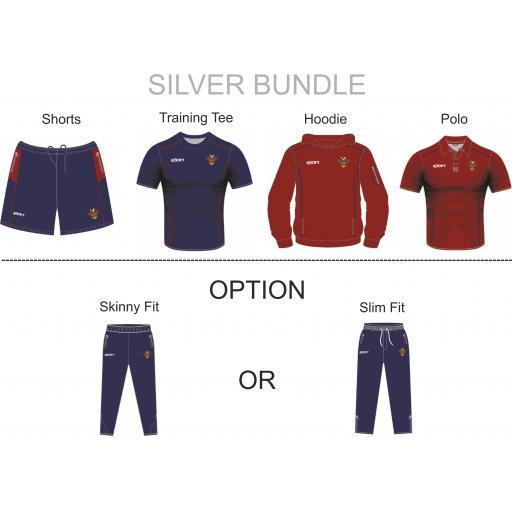 Eagley CC Silver Bundle