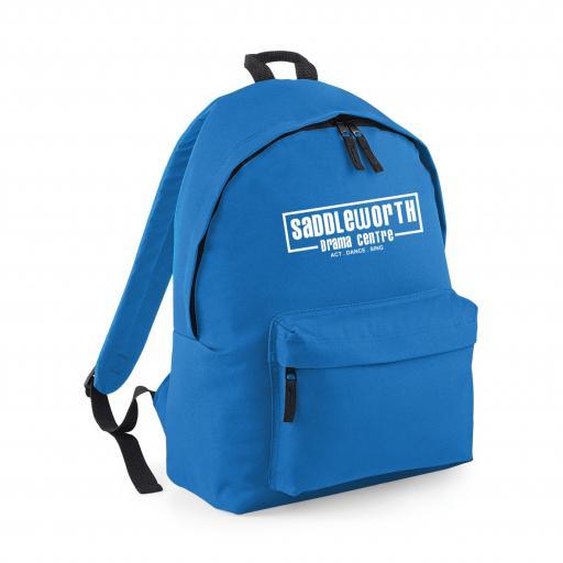 Saddleworth Drama Centre Fashion Backpack