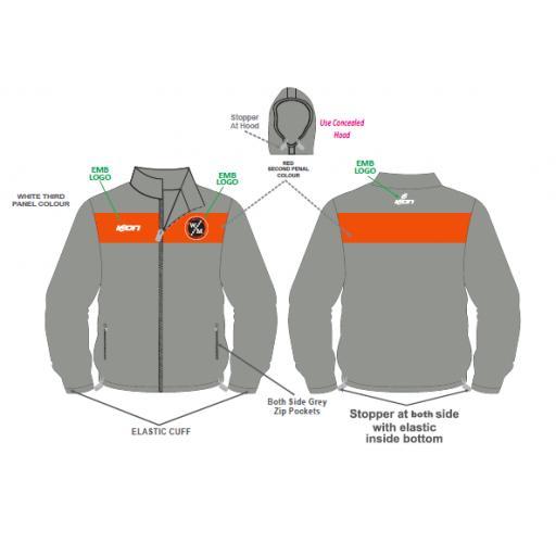 West Monkton Rain Jacket
