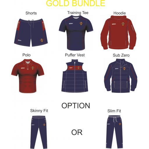 Eafley CC Gold Bundle