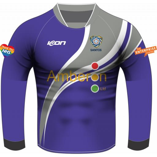 Santos AFC Under 10's Outfield Kit