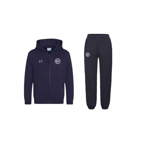 St John's CE Thornham Primary hoodie and jog pants Bundle