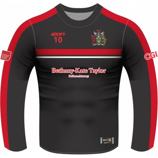 University of South Wales Cricket Training T-Shirt - Long Sleeve